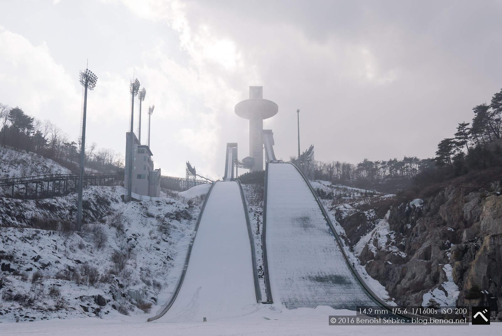 Pyeongchang Ski Jump
