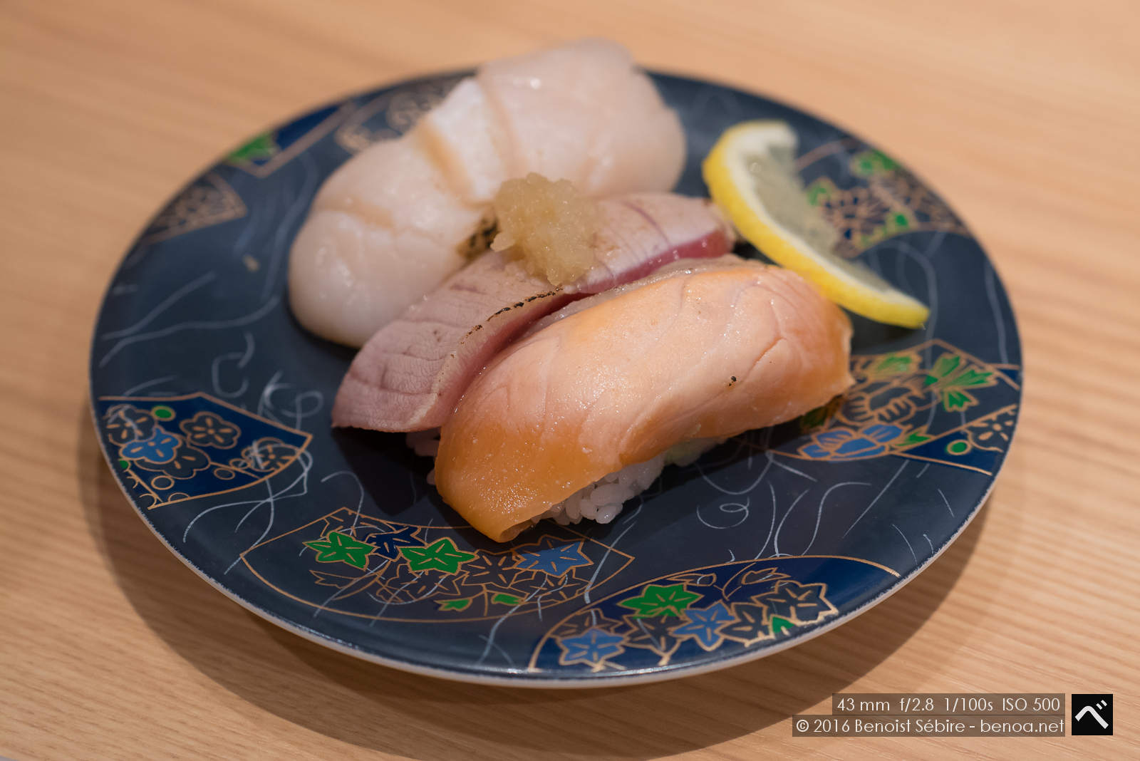 High Tech Sushi