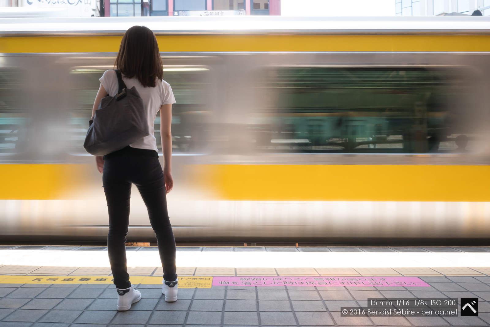 Platform Girl