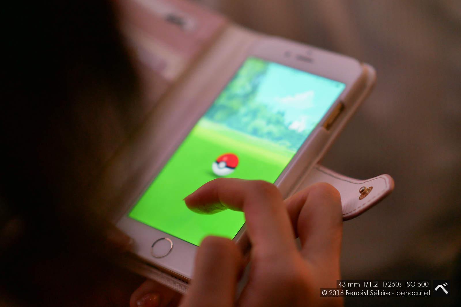 Hunting Pokemons
