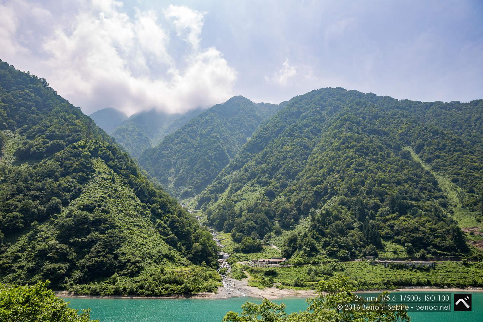 Kurobe Gorge