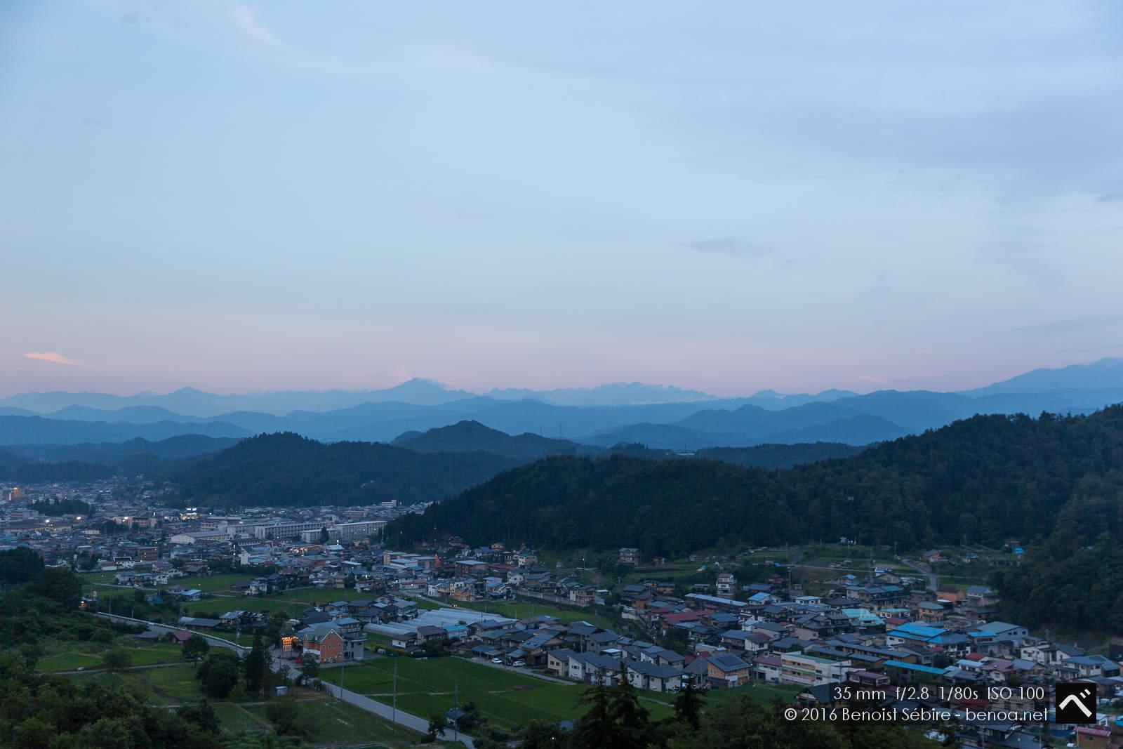 Takayama Panorama