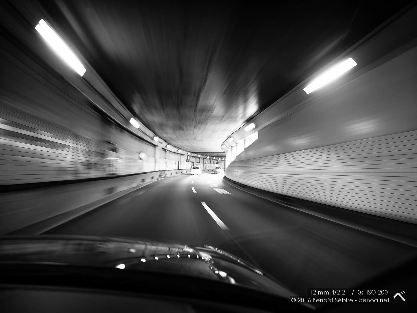 Tokyo Tunnels