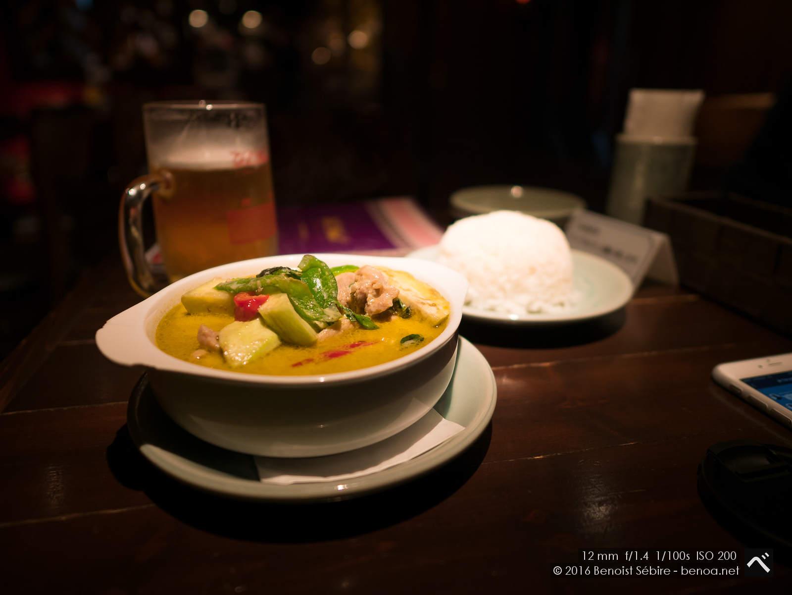 Thai Curry Time