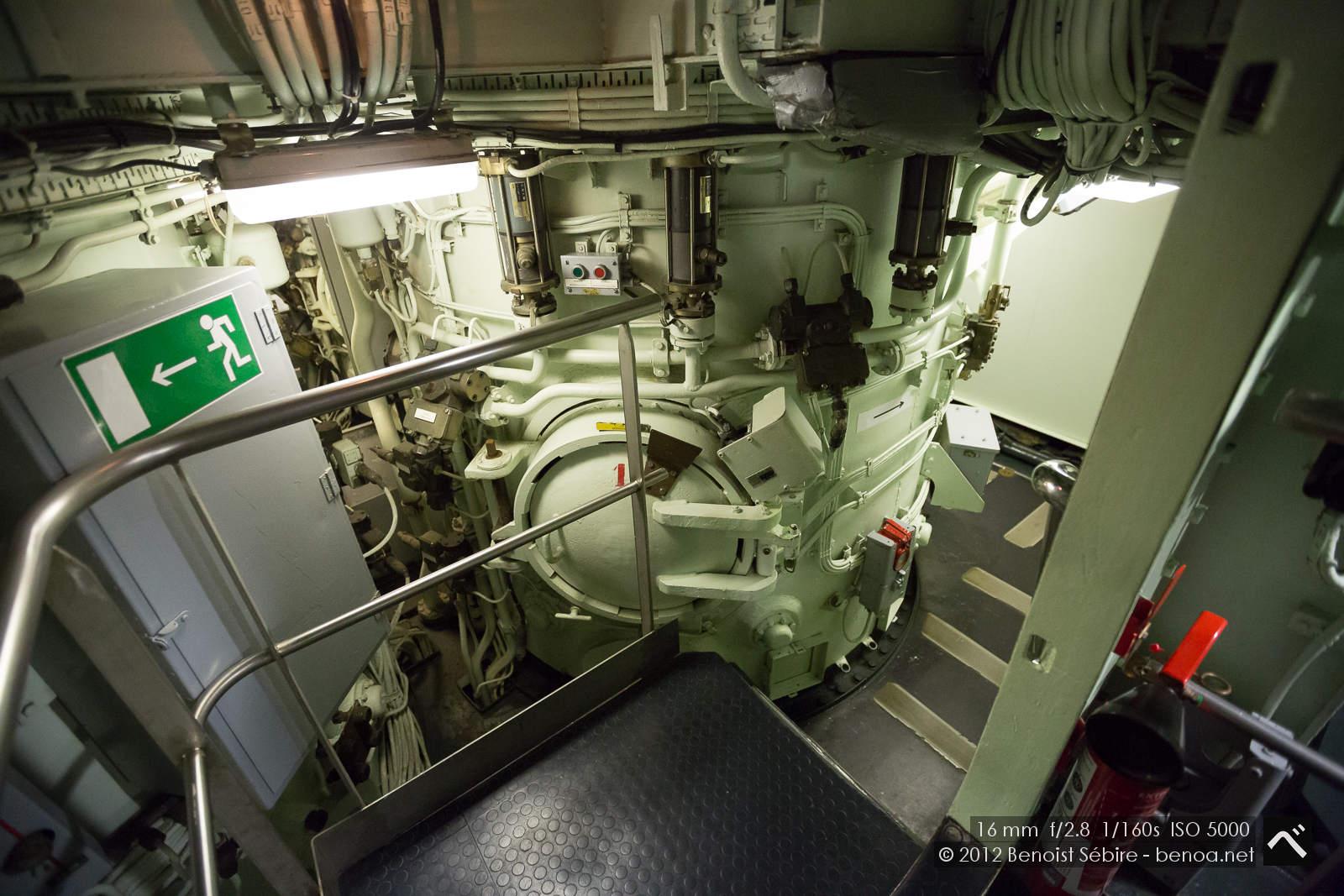 Nuclear Submarine
