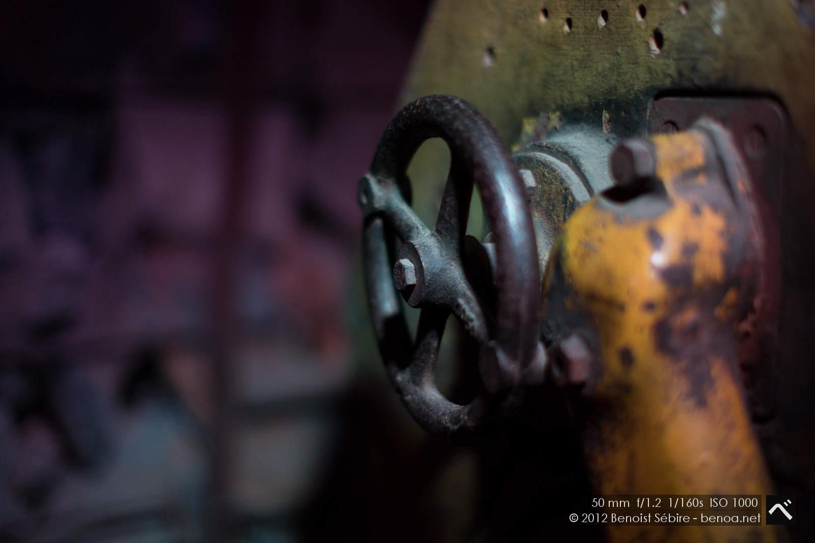 Mine à Charbon