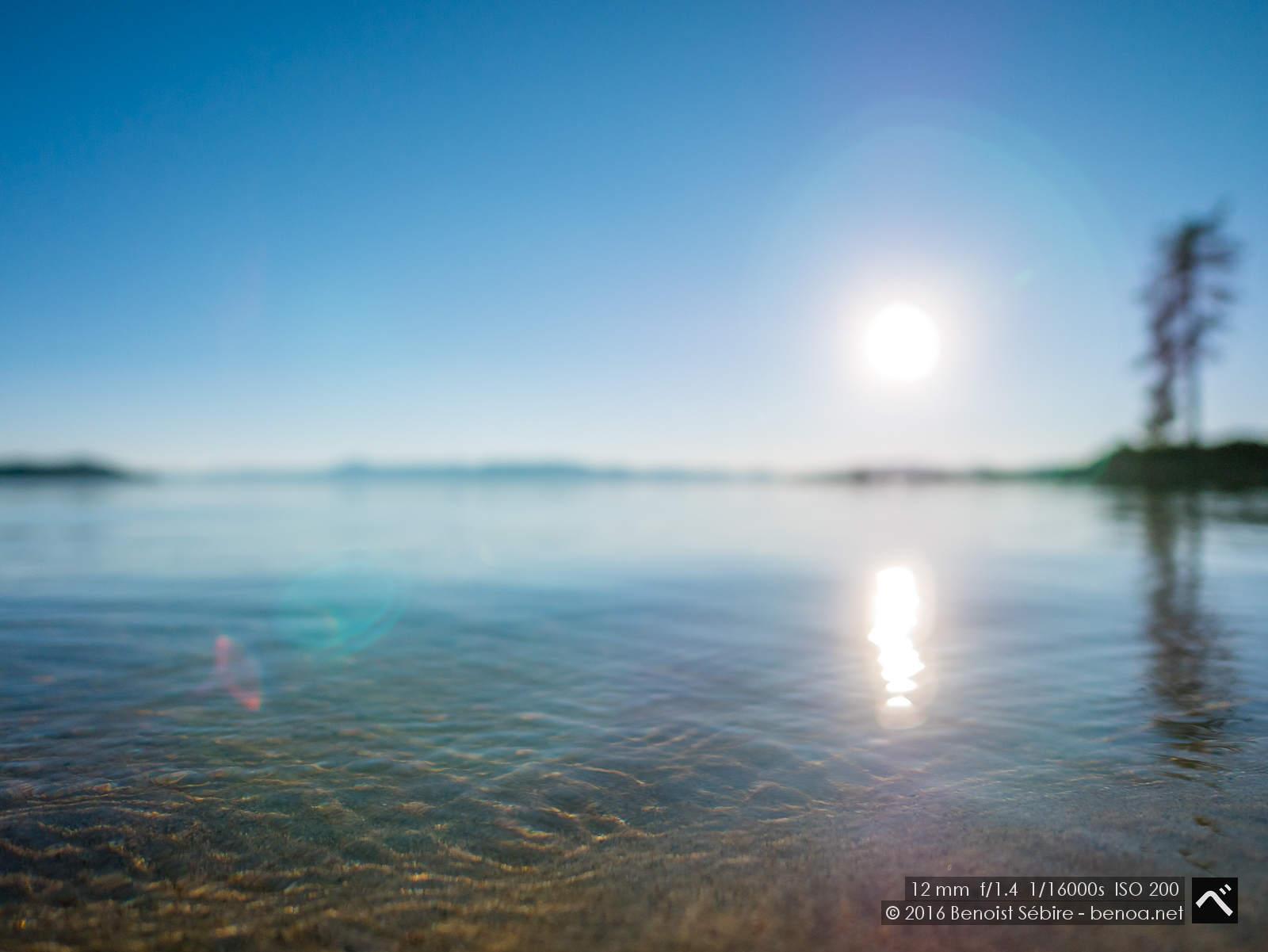 Lake Tahoe Aperture