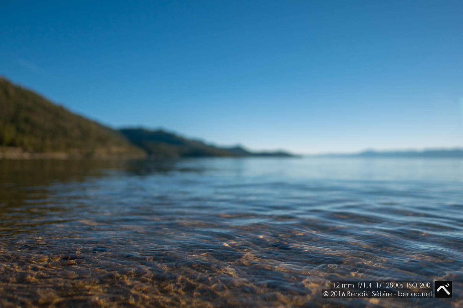 Lake Tahoe Composition