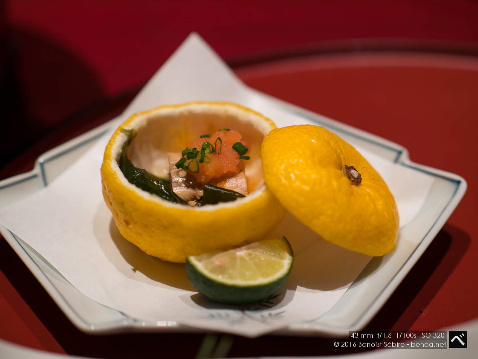 Ryokan Food