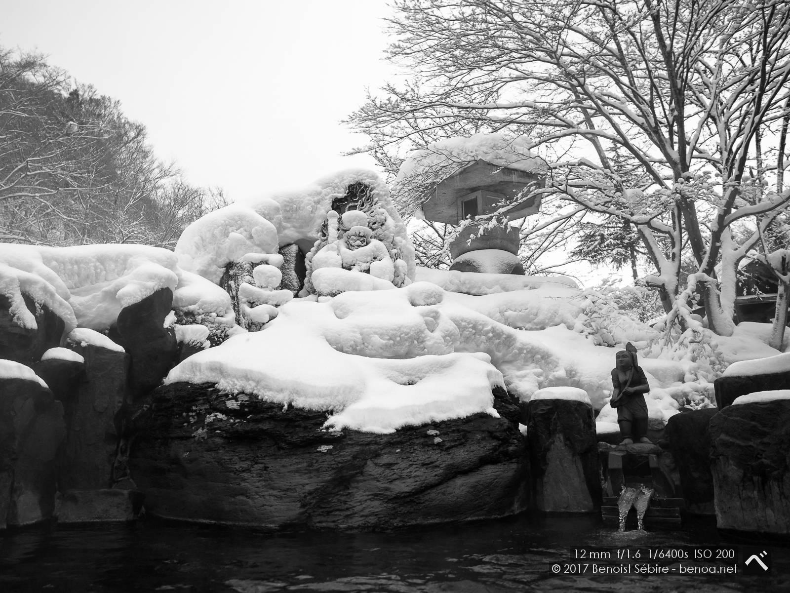 Snow Bath