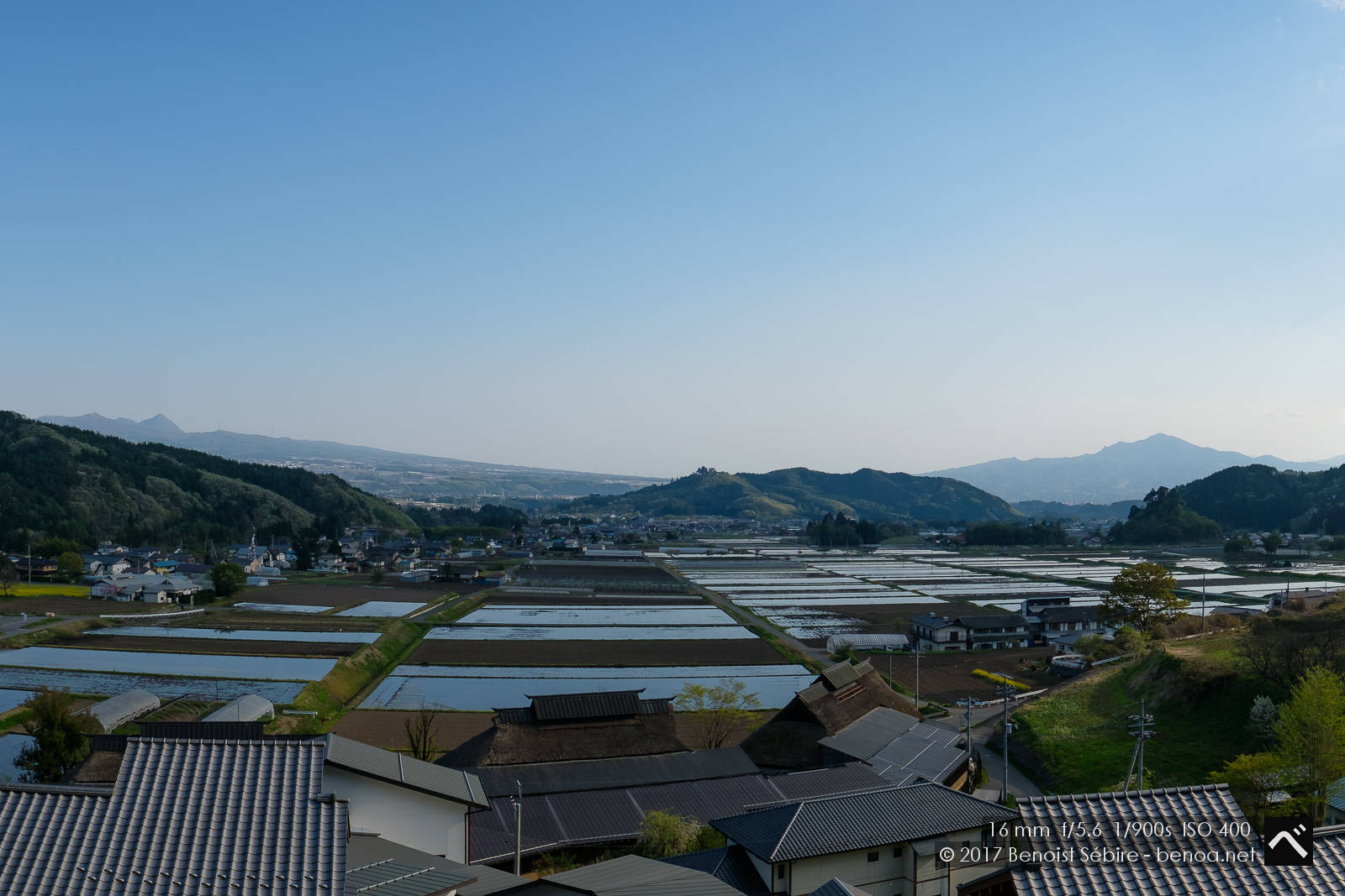 Japanese Countryside