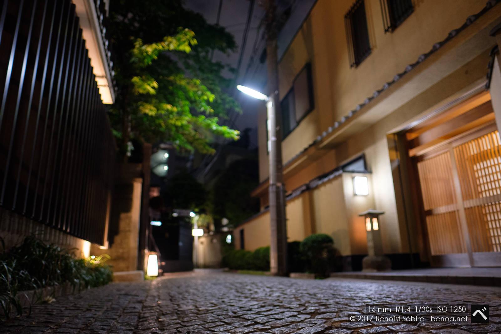 Kagurazaka Night
