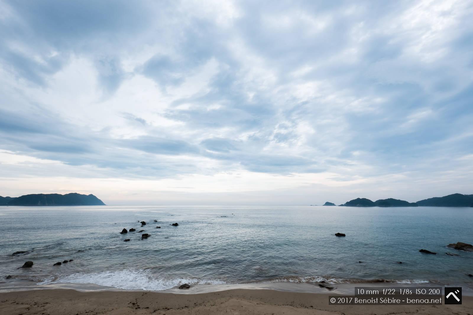 Shikoku Seascape