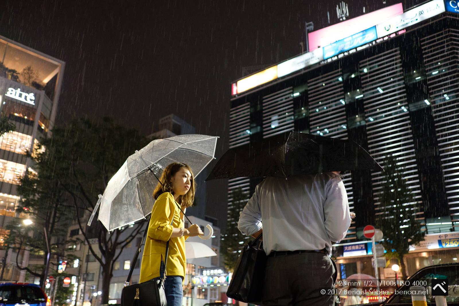 Rainy Ebisu