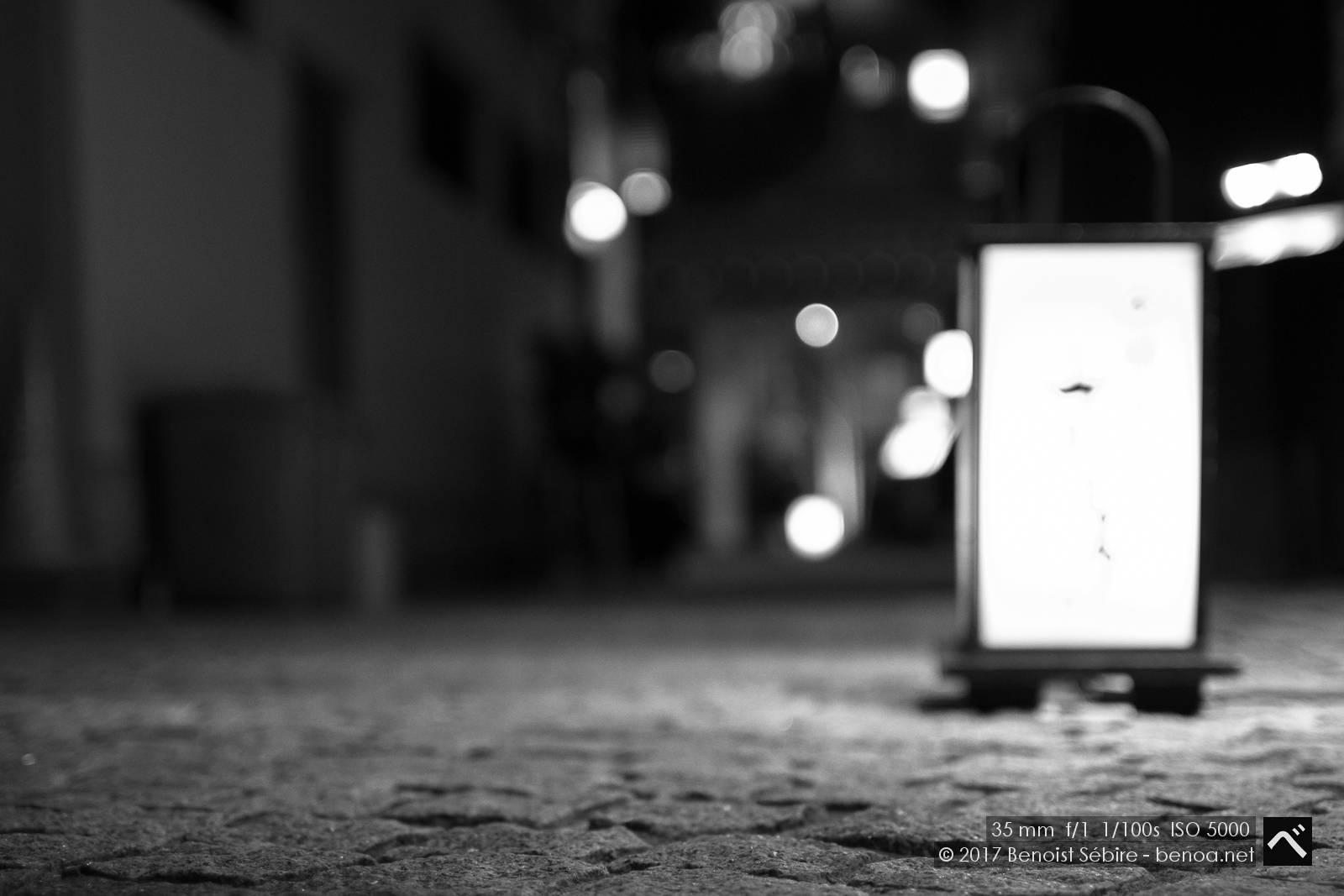 Biogon at Night