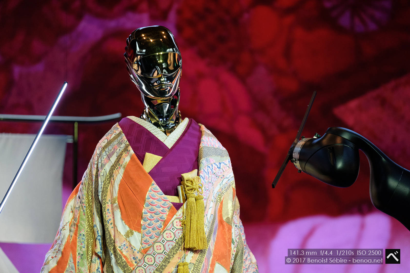 Kimono Roboto